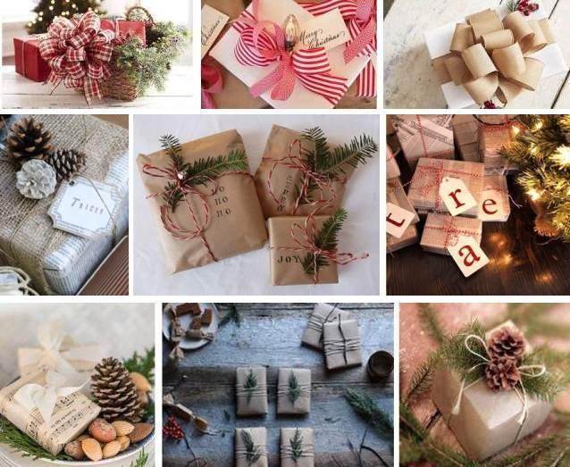 Ați cumpărat deja cadourile de Crăciun? Iată cum le puteți împacheta într-un mod sustenabil