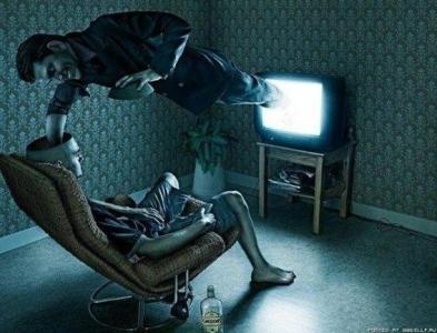 Отказ от телевизора - признак разума и осознанности