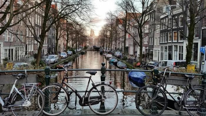 В 2016 году центр Амстердама закроют для автомобилей