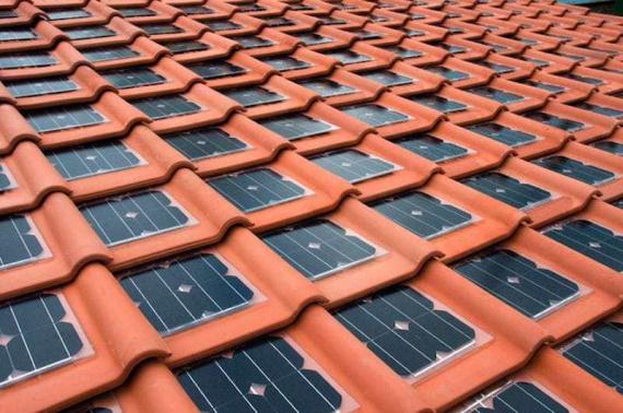Фотоэлектрическая солнечная черепица, как будущий источник энергии для дома