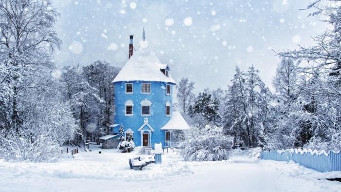 20 мест, где зима сказочно прекрасна. Продолжение