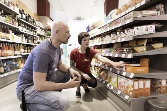 Veganz - первая в мире сеть веганских супермаркетов