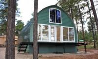 Доступное жилье: арочный дом, стоимостью от $ 1000