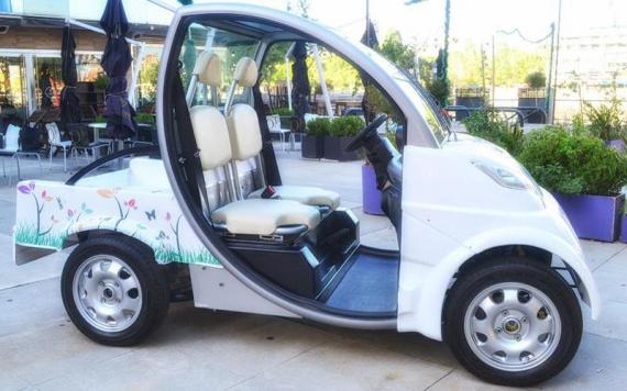 Sero Electric - первый электромобиль выпущенный в Аргентине