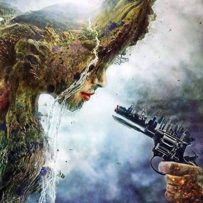 Шоу-цивилизация против Природы. Л.К.Фионова