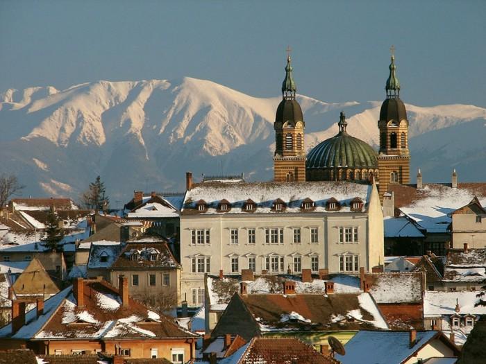 50 причин посетить Румынию. Часть 2