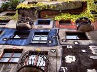 «Waldspirale» уникальный эко-дом в столице Австрии, Вене