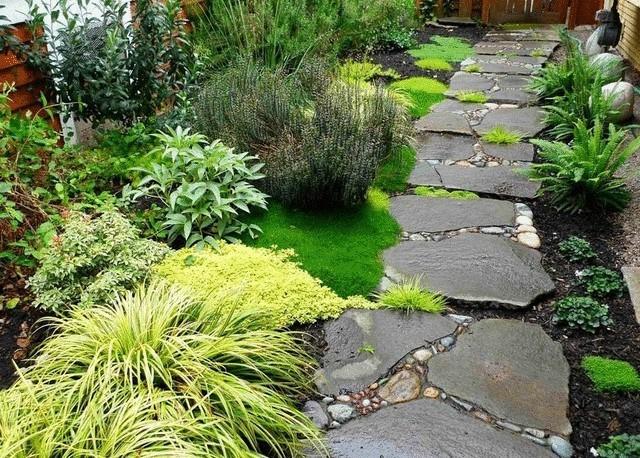 11 idei minunate pentru cărărușa din grădină (+Foto)