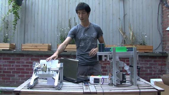 Solar Pocket Factory - производство недорогих солнечных панелей на 3D принтере
