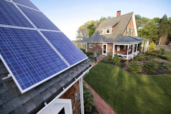 5 этапов зеленой революции. Энергетический интернет
