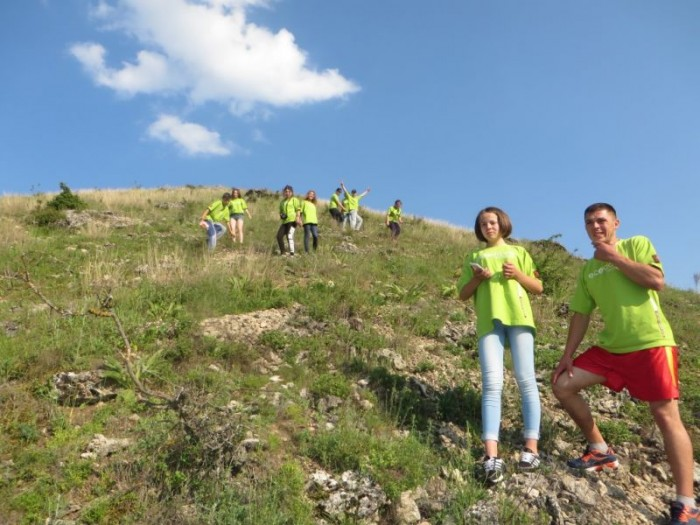 Экологическая экспедиция «Цыпова», 21-22 мая 2016