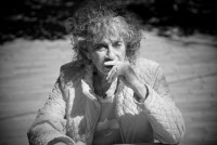 Анна Халприн (95 лет), которая танцует с Богом