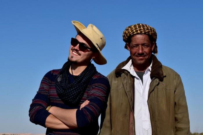 Молдаванин выращивает овощи в пустынях Африки