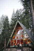 Proiectul unei case, populare în America de Nord