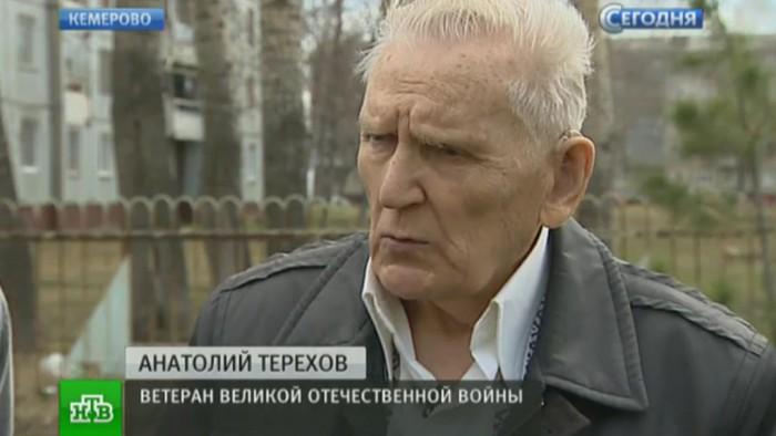 Ветеран войны высаживает кедры в российских городах в память о жертвах ВОВ (+Видео)