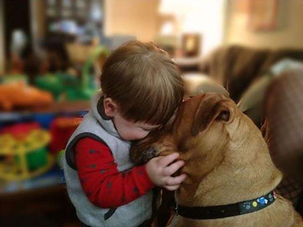 Думаешь, дети не должны иметь животных? Только взгляни на эти фотографии