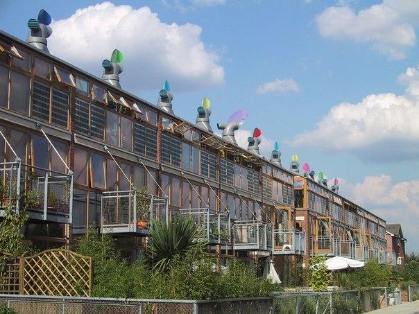 Зеленое строительство по - английски