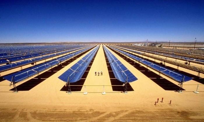 Инвестиции в солнечную энергетику достигнут $3,4 трлн к 2040 году