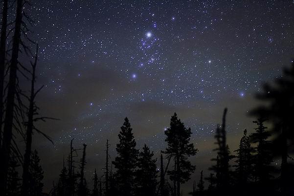 Зачем звезды светят?