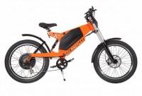 Hibridizarea prezintă pentru inventatori un interes deosebit, deschizînd un șir de oportunități pentru experimente. Producătorul rus de biciclete electrice Eltreco a susținut trendul și a produs un model interesant – hibridul Sparta New Lux Orange.
