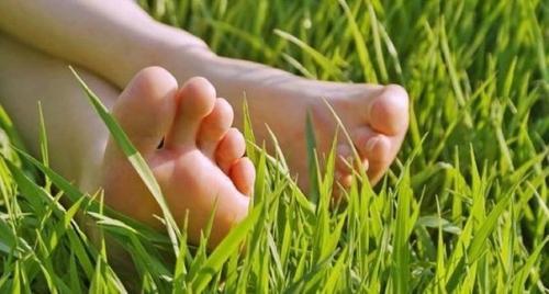 Organismului omului începe a îmbătrîni de la picioare
