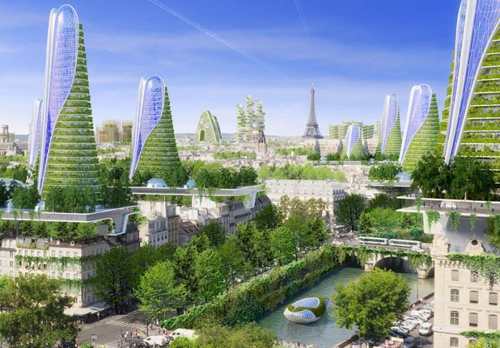 Китай стремится к 2020 году сформировать шесть агломераций городов-лесов