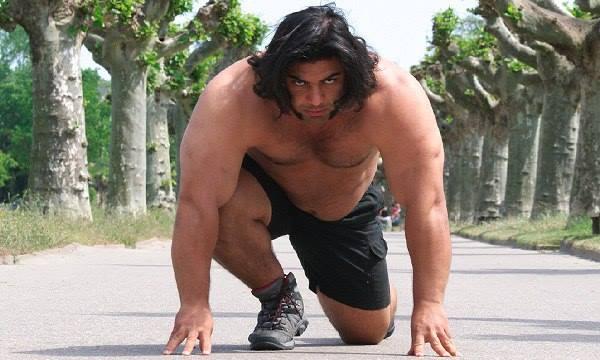 Сильнейший человек мира - веган