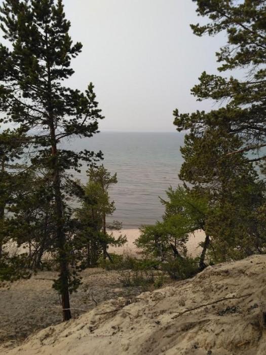 Мир людей вокруг  озера  Байкал