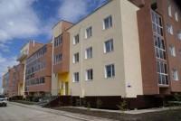 В Якутии построили энергоэффективный жилой квартал