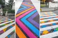 В Кишиневе появятся необычные пешеходные переходы