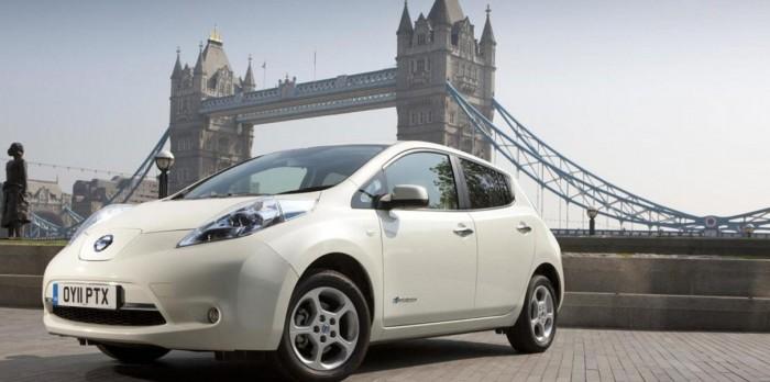 Nissan готовит к выпуску суперкомпактный электромобиль