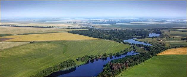 Cel mai curat rîu din Rusia, Europa și întreaga lume este rîul Voncea, care curge în Republica Marii El. Lungimea lui este de 33 km (împreună cu izvoarele), lățimea – 3 metri, adîncimea nu depășește 1,5 metri.