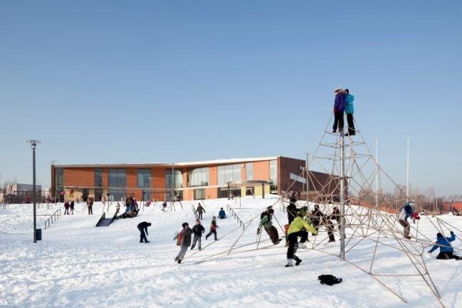Школа будущего открылась в Финляндии. Вам нужно это увидеть (+Фото)