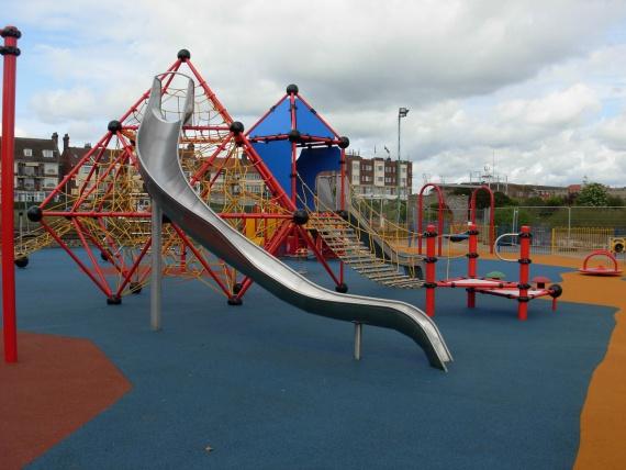 Идеи для бизнеса - экологичные детские площадки