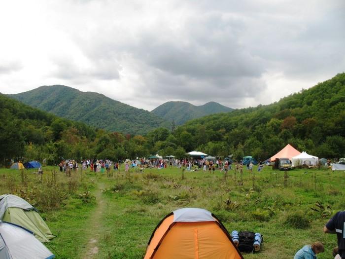 Как нас принимал,  ежегодный  международный фестиваль «Восхождение 2016»