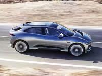 Электрическая «кошка»: Все подробности о новом электрокаре Jaguar I-Pace
