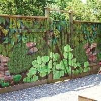 Как оформить забор на даче?