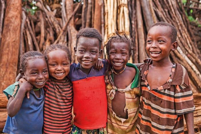 Африканское воспитание