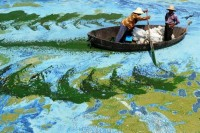 În prezent, China, nu e doar al treilea stat în lume după suprafață și primul după populație, nu doar un teritoriu cu un landșaft divers și zone naturale de la stepe împădurite pînă la subtropice, dar și o țară cu probleme ecologice serioase. În continuare vă propunem 15 fotografii strașnice, ce demonstrează atitudinea proastă a omului față de natură.