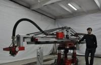 3D-принтер, который «печатает» 60 квадратных метров жилья в день