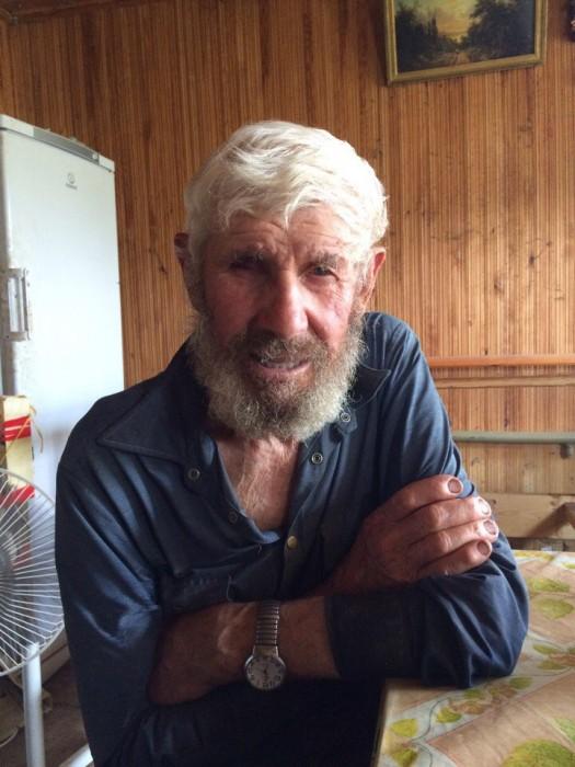 Ему 85 лет, и он - сыроед