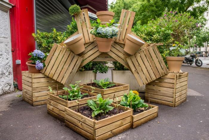 Парижанам предложили заняться садоводством прямо в городе... Поток туристов не остановить теперь! Муниципальные власти торжествуют!