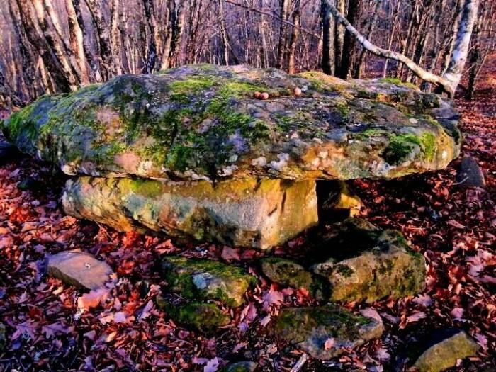Наследие мира древних видящих - гора Нексис