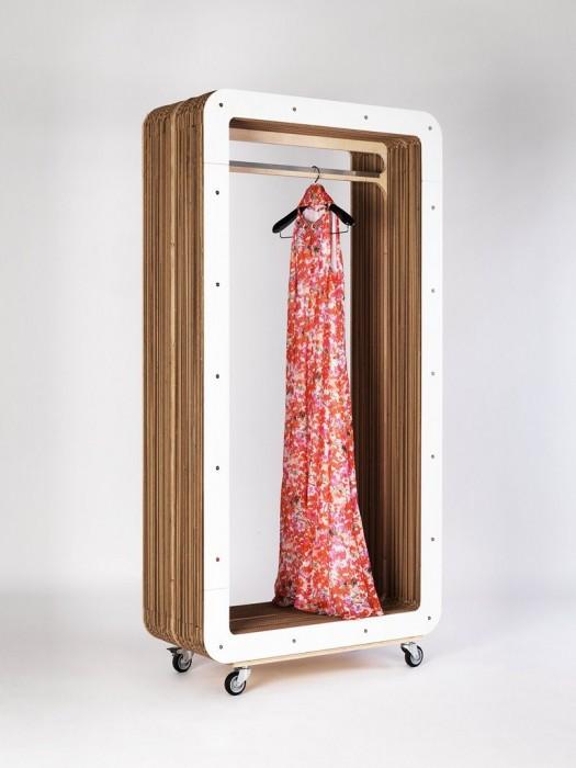 Самая последняя разработка стильной мебели. Caporaso - мебель из переработанного картона (+Фото)
