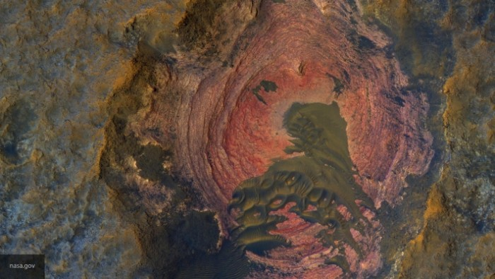 Ученые НАСА обескуражены новым снимком с Марса
