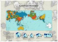 Japonezii au proiectat cea mai exactă hartă a lumii. Toate celelalte nu erau corecte!