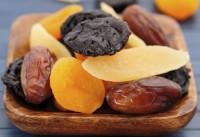 3 fructe uscate pe noapte vor restabili coloanei vertebrale