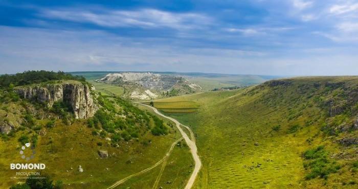 Молдова - красавица как она выглядит с Дрона (Видео)