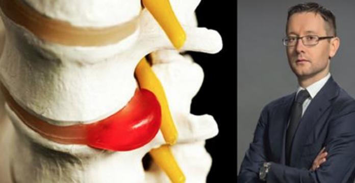 Лечение межпозвоночной грыжи без лекарств и операции: упражнения для спины от практика (Видео)