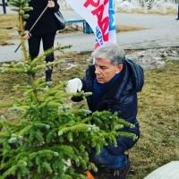 """Олег Газманов: """"Вы знаете, перед Днем Победы я обычно сажаю деревья."""""""
